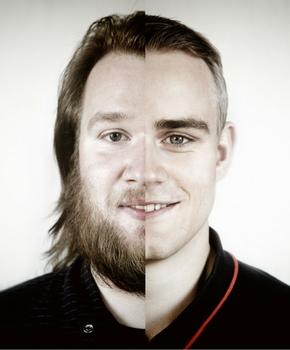 Kenneth Fabian Berg og Mikkel Thode Pindstofte