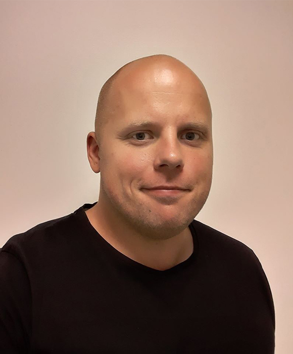 Bryan Svarrer Grønbech