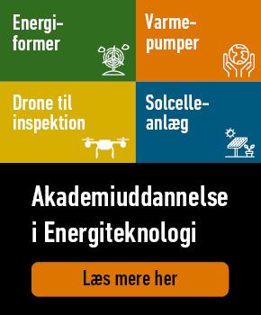 Akademiuddannelse i Energiteknologi. Læs mere her