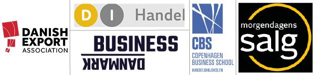 Logoer af samarbejdspartnere