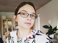 Mirva Logren, Bachelor in International Sales and Marketing Management